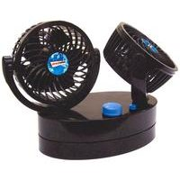 Cyclone 2 Twin Oscillating Power Fan