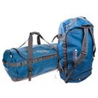 90l 2 In 1 Holdall And Rucksack - Discovery Adventures