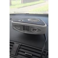 12v Auto Heater/Defroster with Light