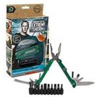 Discovery Robson Green Extreme Fishing DVD + Multitool