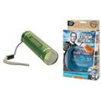 Discovery Robson Green Extreme Fishing DVD + COB Torch
