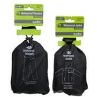 Waterproof Jacket And Trousers In A Pouch Set - Medium