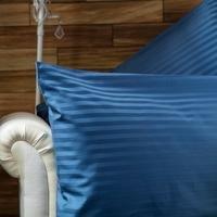 Hotel Stripe Continental Pillowcase