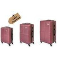Odissi Venus 3 Piece Luggage Set