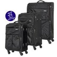 Odissi Neptune 3 Piece Luggage Set
