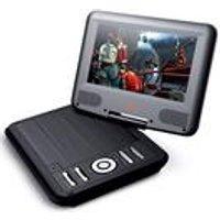 "Lava 7"" Portable DVD Player Bundle"