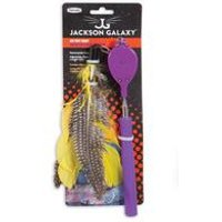 Jackson Galaxy Air Wand With Toy