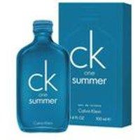 Calvin Klein CK One Summer EDT