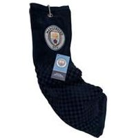 Man City Golf Luxury Trifold Towel