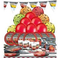 Disney Cars 3 Party Kit For 16