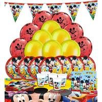 Disney Mickey Mouse Party Kit For 16