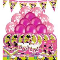Disney Minnie Mouse Party Kit For 16