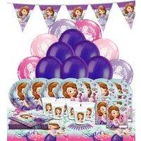 Disney Sofia Party Kit For 16
