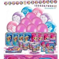 Shimmer And Shine Party Kit For 16