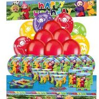 Teletubbies Party Kit For 16