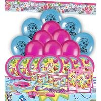 Shopkins Party Kit For 16