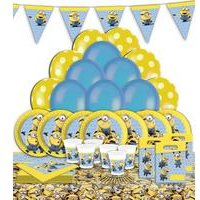 Minions Party Kit For 16
