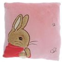 Gund Peter Rabbit Flopsy Cushion