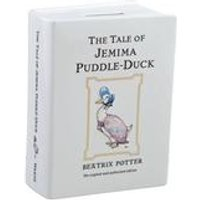 Beatrix Potter Jemima Puddle-Duck Money Bank