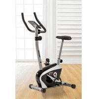V-fit AL16 1U Magnetic Upright Exercise Bike