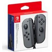 Nintendo Switch Joy-Con Controller Twin Pack Grey
