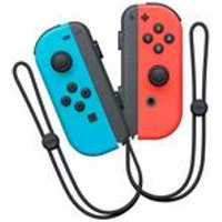 Nintendo Switch Joy-Con Controller Twin Pack - Red/Blue