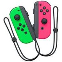 Nintendo Switch Joy-Con Controller Twin Pack - Green/Pink