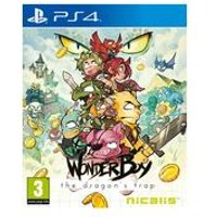 PS4: Wonder Boy: The Dragons Trap