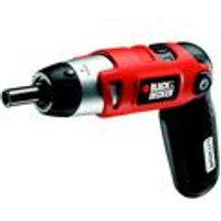 Black and Decker Multi Point Cordless Screwdriver