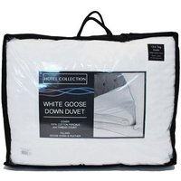 Hotel Collection Goose Feather and Down 13.5 Tog Duvet
