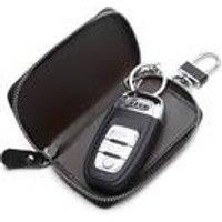 Woodland Leathers Black Key Holder