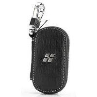 Woodland Leathers Black Hautton Key Holder