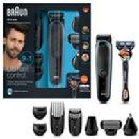 Braun 9-In-1 Head To Toe Grooming Kit