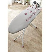 Helping Hand Ironing Board With Clothes Grip