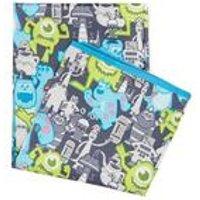 Bumkins Disney Splat Mat Monsters Grey