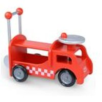 Vilac - Ride On Fire Engine