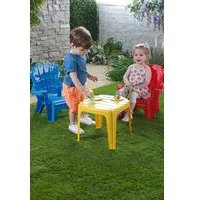Dolu Table and Chairs Furniture Set
