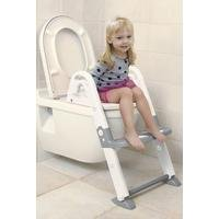 Dreambaby Toilet Trainer 3 In 1 Potty + Step Stool
