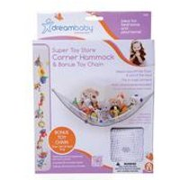 Dreambaby Corner Hammock with Bonus Toy Chain