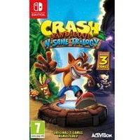 Nintendo Switch: Crash N. Sane Trilogy