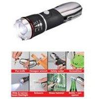 8-In-1 Multi Tool Flashlight