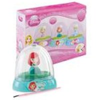 Disney Princess Triple Pack Paint Your Own Glitter Domes