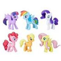 My Little Pony Meet The Mane 6 Ponies