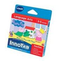 Peppa Pig V-Tech Games for Innotab