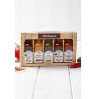 Cottage Delight Hot and Spicy Sauces Set