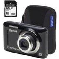 Kodak Pixpro FZ53 Camera Bundle