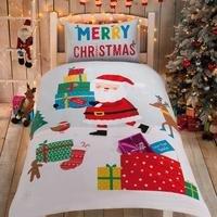 Love From Santa Duvet Set
