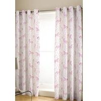 Folk Unicorn Curtains