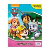 Paw Patrol Pink My Busy Book