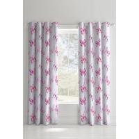 Butterfly Pink Curtains